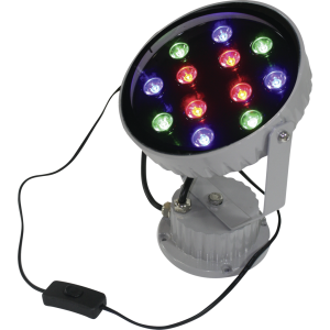 LED Color Blast Accent Light - RGB