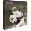 Embrace 7.5ft Full Height Push-Fit Tension Fabric Display